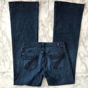 Dojo 7 For All Mankind Trouser Jeans Size 27